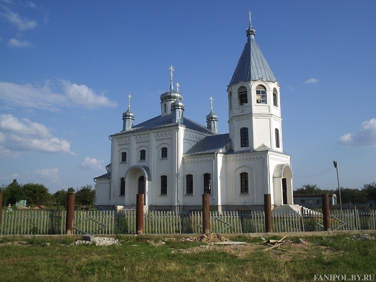 Спасо-Вознесенский Храм